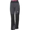 Karpos Express 300 - Pantalones de Trekking Mujer - gris/negro